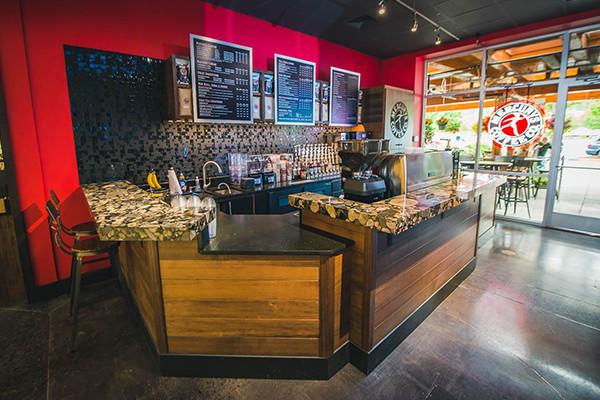 Mercurys Coffee - Woodinville, WA (Haggen)