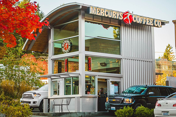 Mercurys Coffee - Woodinville, WA (Hilltop)