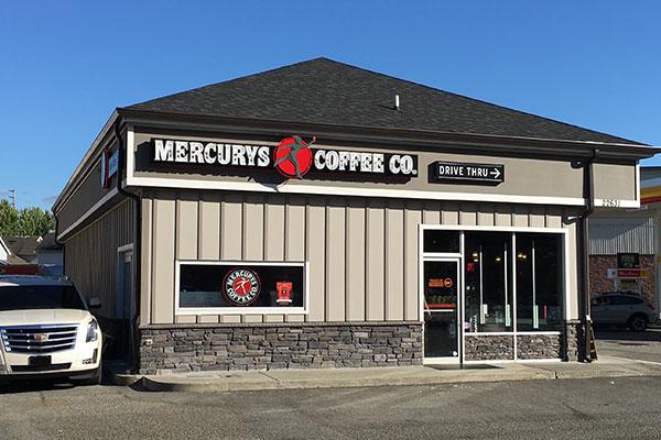 Mercurys Coffee - Sammamish, WA (Plateau)